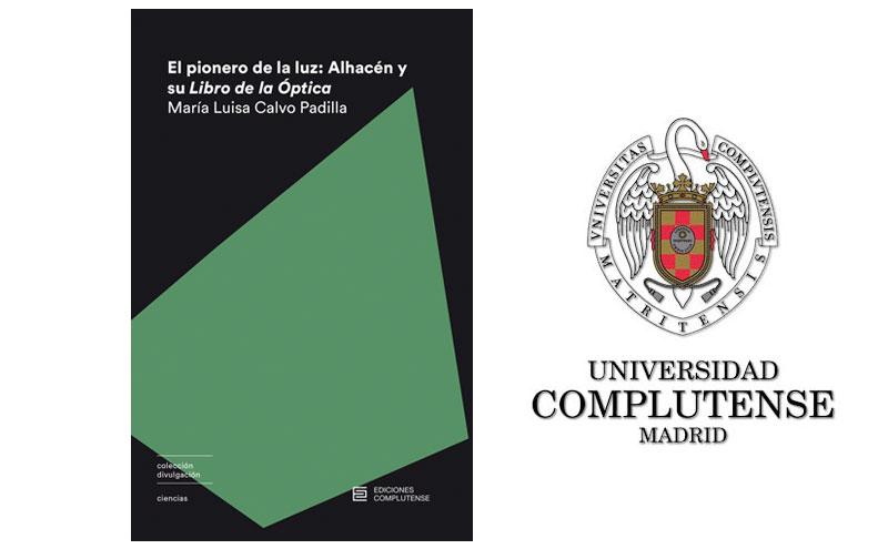 Nuevo libro de María Luisa Calvo sobre Alhacén