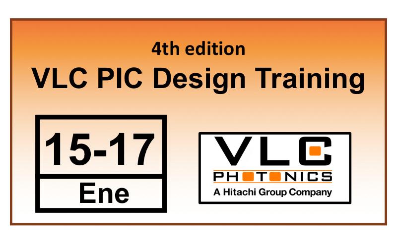 VLC PIC Design Training. Valencia 15-17 ene 2020