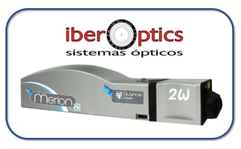 Iberoptics distribuye Quantel Laser y Keopsys