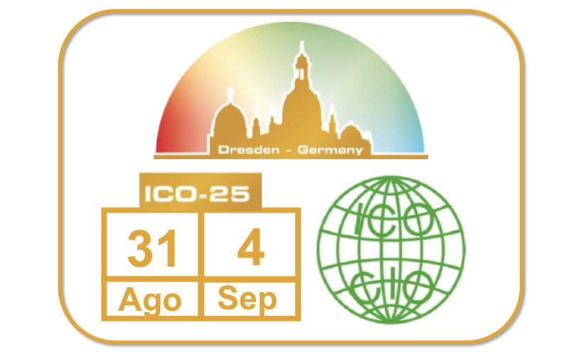 Second Call for Papers - ICO25