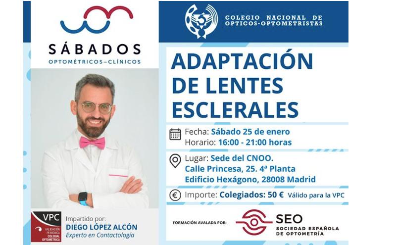 Curso de Adaptación de Lentes Esclerales del CNOO