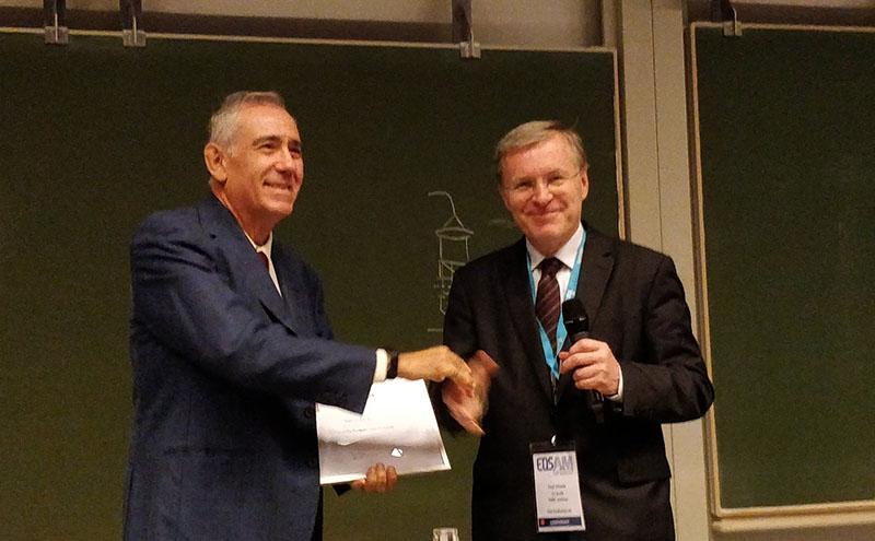 Pedro Andrés EOS Fellow