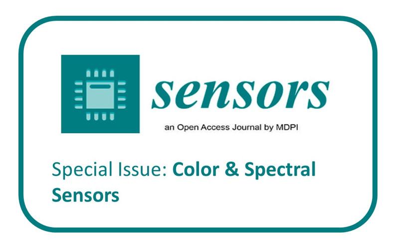 """Número especial  """"Color & Spectral Sensors"""""""