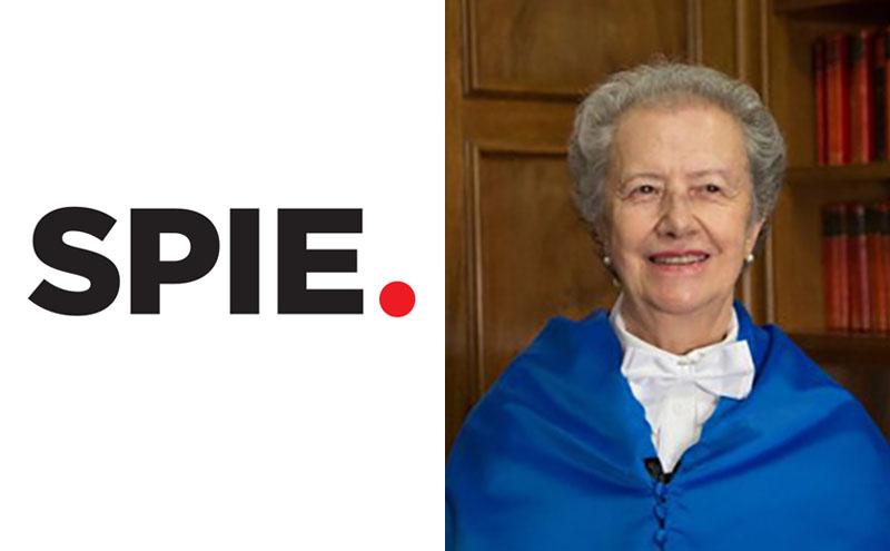 SPIE da el nombre María J. Yzuel a su premio Educational Award