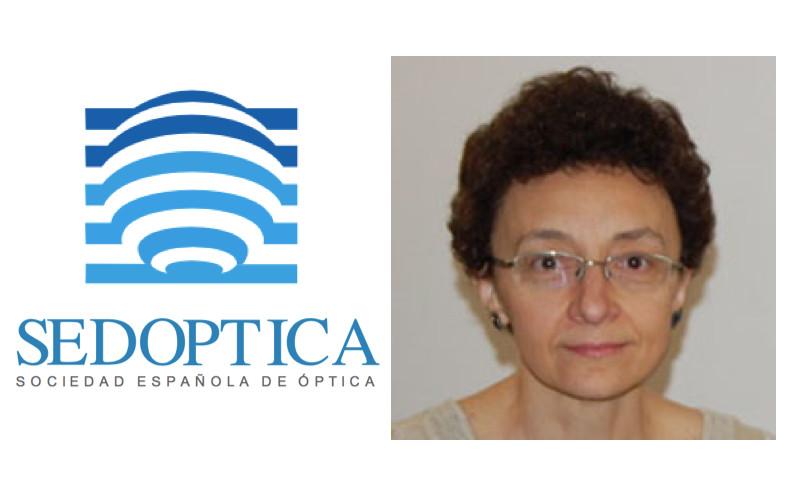 María S. Millán nueva Presidenta de SEDOPTICA