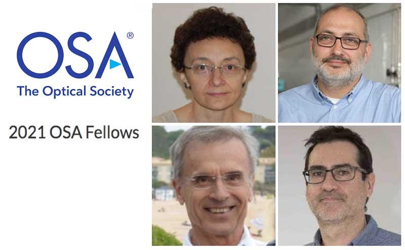 2021 OSA Fellows