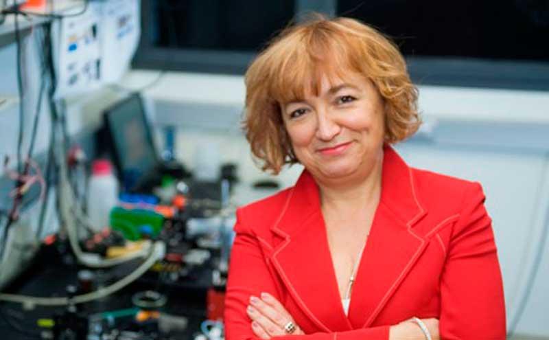 Laura M. Lechuga Gómez galardonada con el Premio Rei Jaume I de Nuevas Tecnologías
