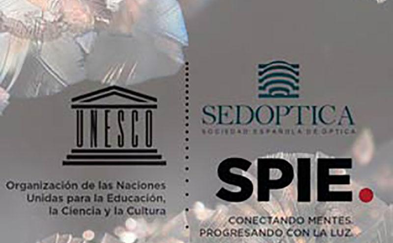 Nuevos paneles para Día de la Luz en colaboración SPIE – SEDOPTICA