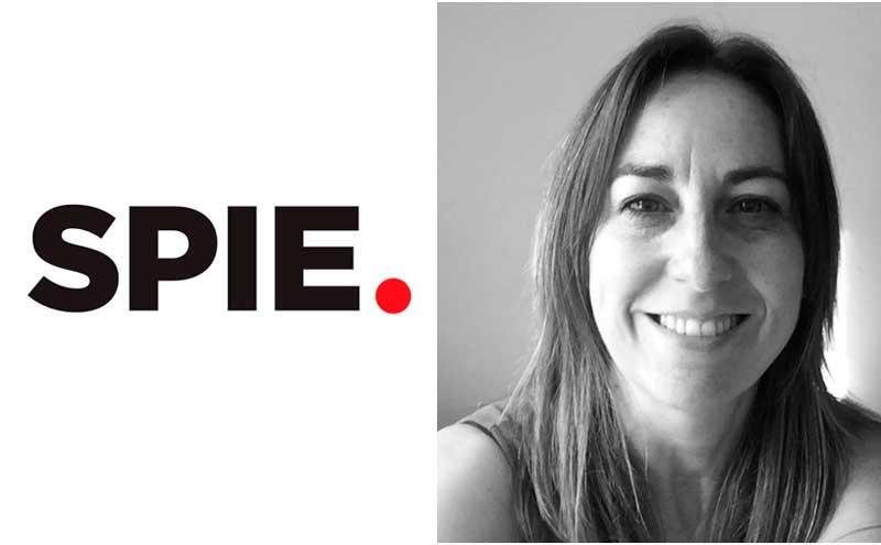 Pascuala García Martínez nueva SPIE Fellow