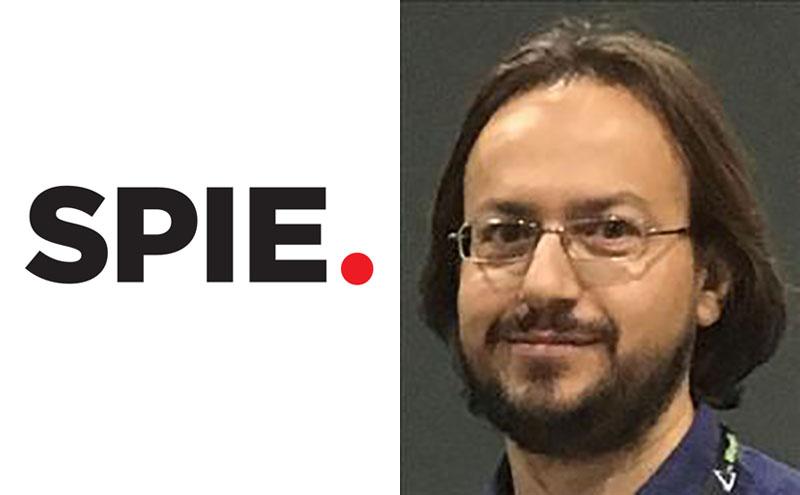 Andrés Márquez nuevo SPIE Fellow