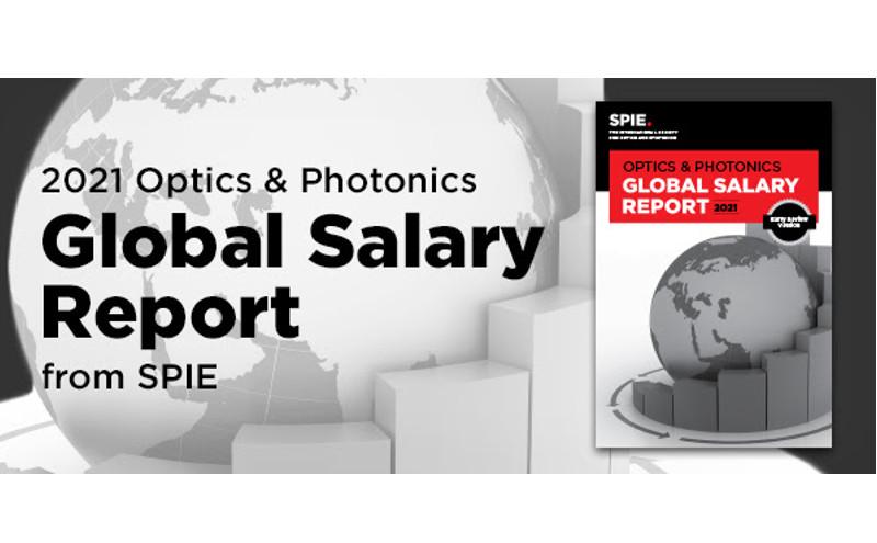 SPIE publica el 2021 Global Salary Report