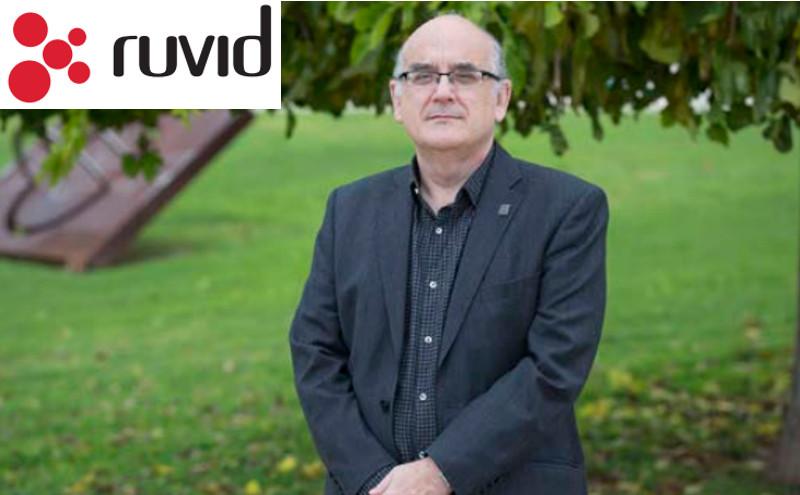 Jesús Lancis, nuevo presidente de RUVID