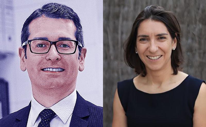 Humberto Michinel elegido Secretario de ICO, y Sara Otero una de las Vicepresidentas