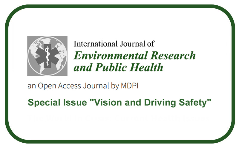 """Número especial """"Vision and Driving Safety"""""""