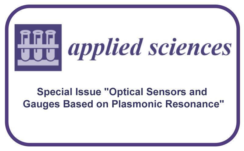 "Número especial ""Optical Sensors and Gauges Based on Plasmonic Resonance"""