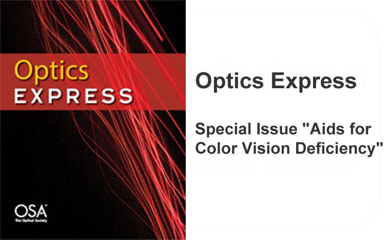 """Número especial """"Aids for Color Vision Deficiency"""""""