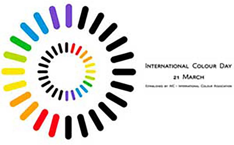 21 de Marzo 2017. Día Internacional del Color