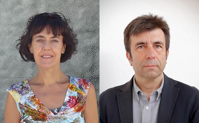Inmaculada Pascual y Pablo Artal Fellows de SPIE 2017